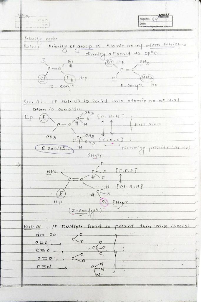 GOC Stereoisomerism (9)