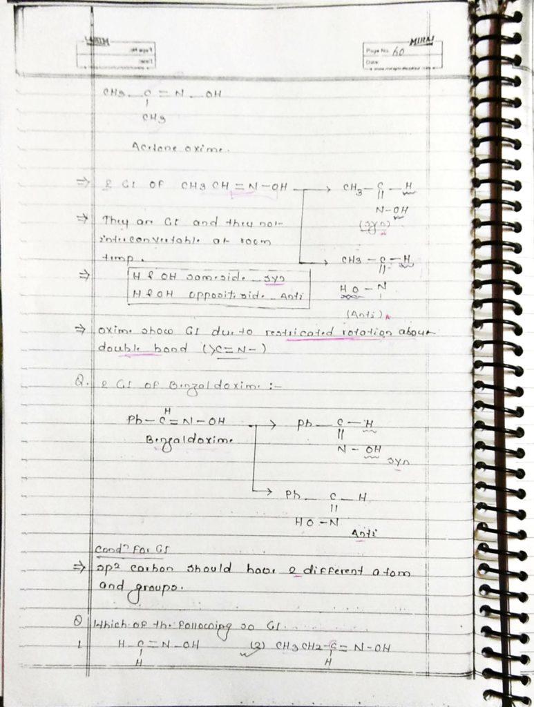 GOC stereoisomerism (12)