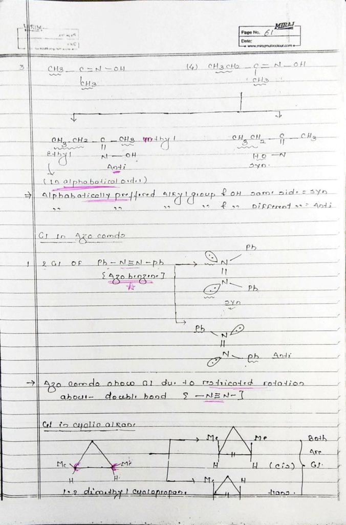 GOC stereoisomerism (13)