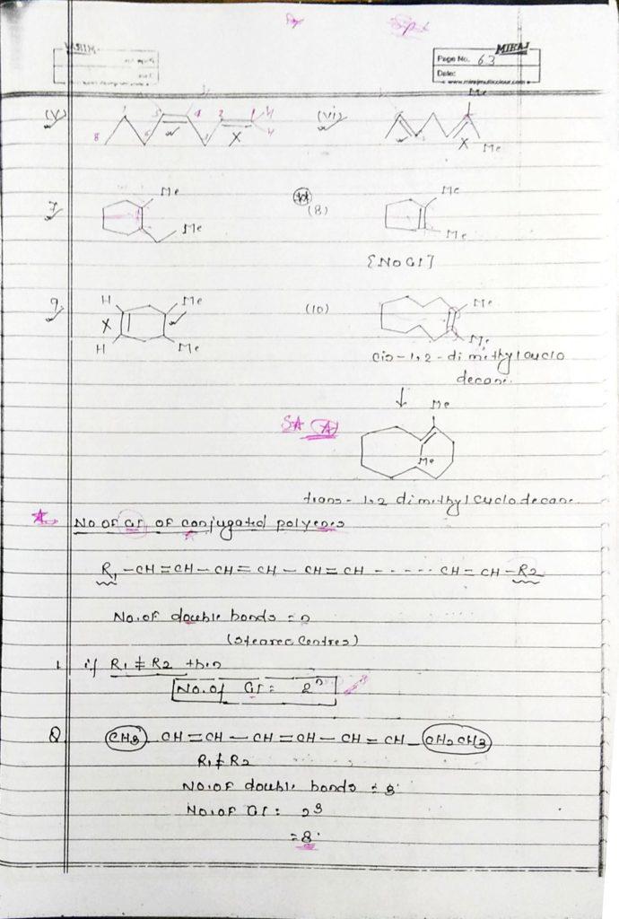 GOC stereoisomerism (15)