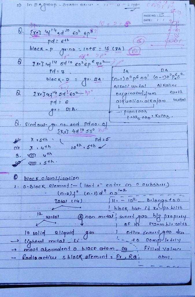General inorganic chemistry (11)