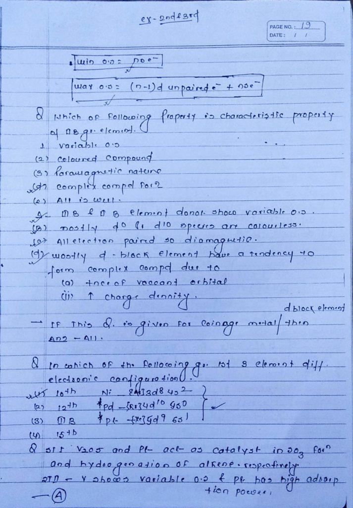 General inorganic chemistry (15)