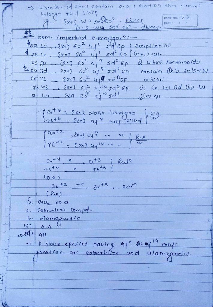 General inorganic chemistry (18)