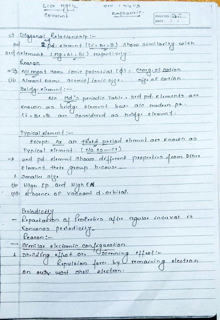 General inorganic chemistry (21)