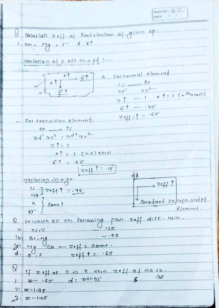 General inorganic chemistry (23)