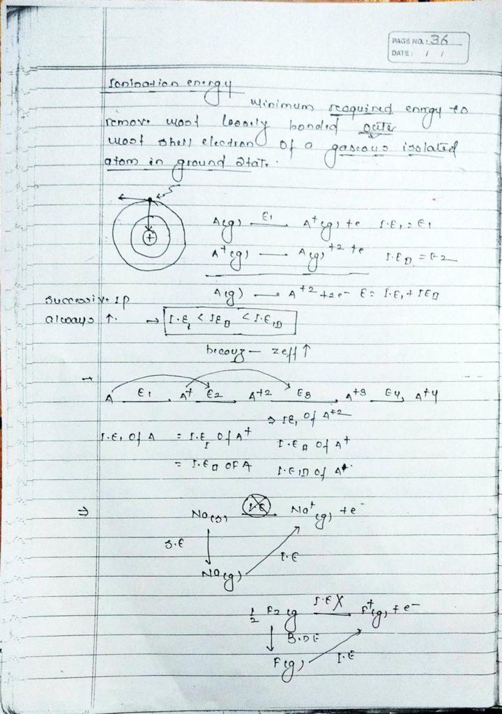 General inorganic chemistry (32)