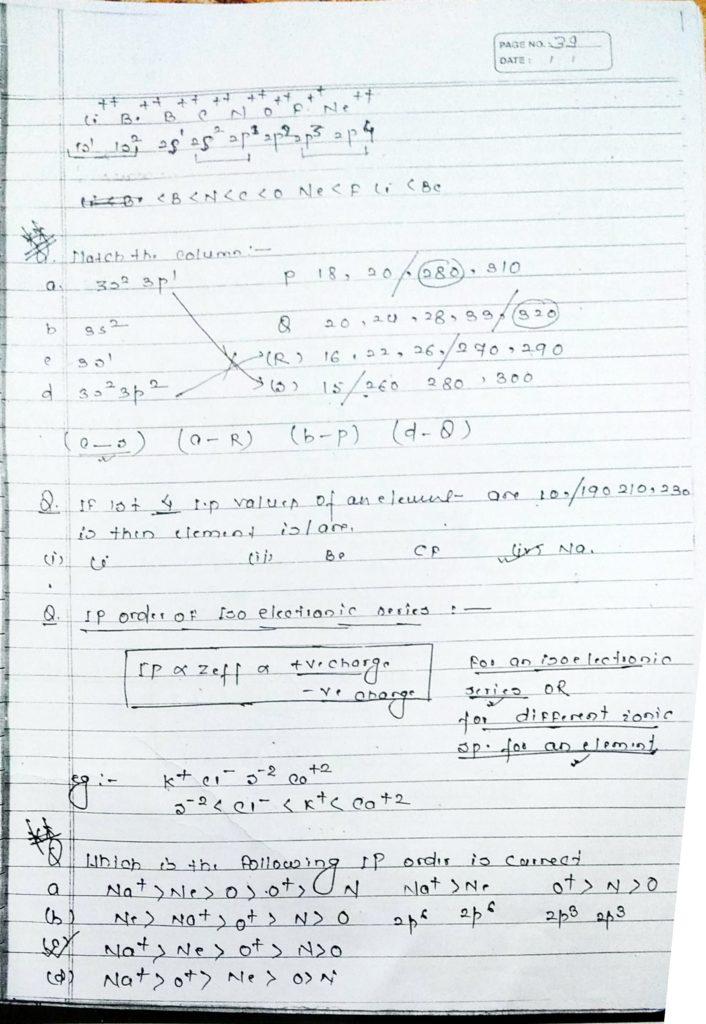 General inorganic chemistry (35)