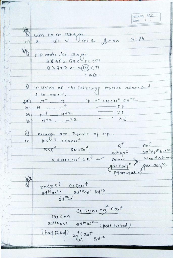General inorganic chemistry (38)