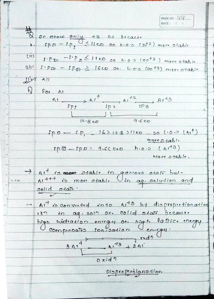 General inorganic chemistry (40)