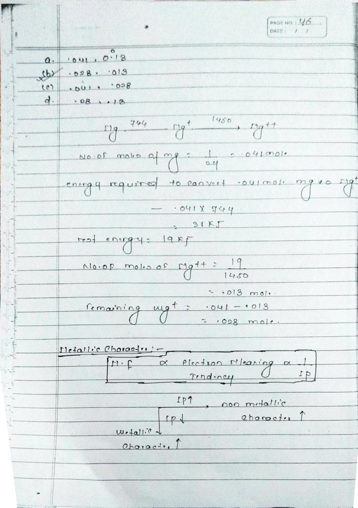 General inorganic chemistry (42)