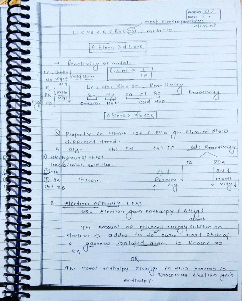 General inorganic chemistry (43)