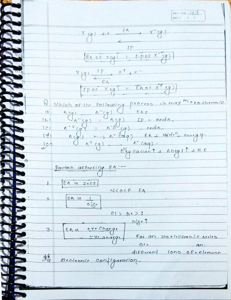 General inorganic chemistry (45)