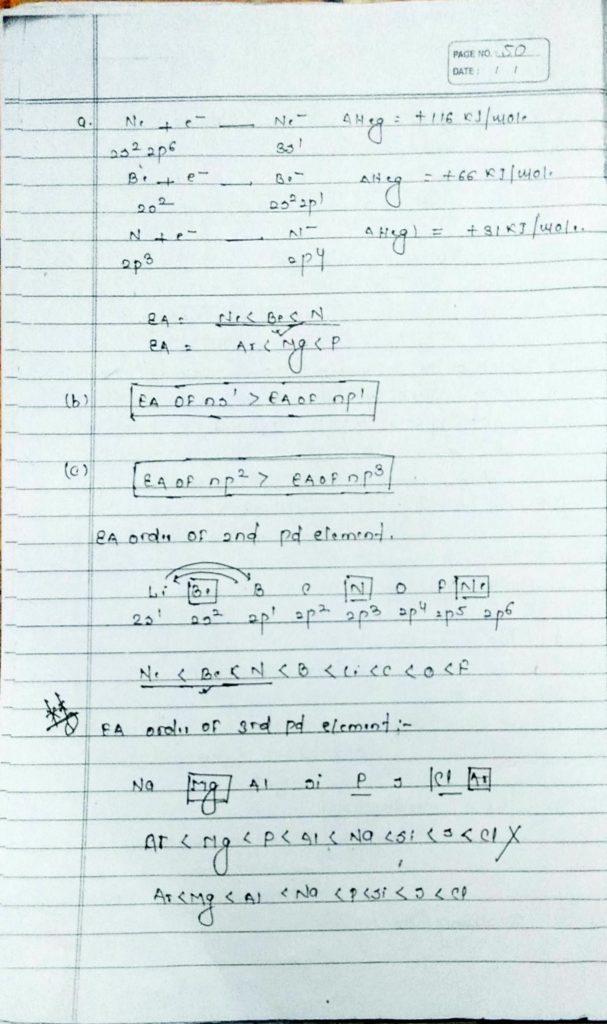 General inorganic chemistry (46)
