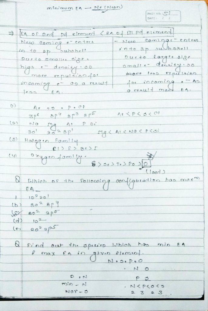 General inorganic chemistry (47)