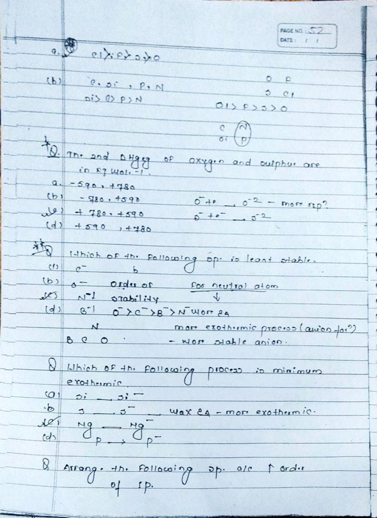 General inorganic chemistry (48)