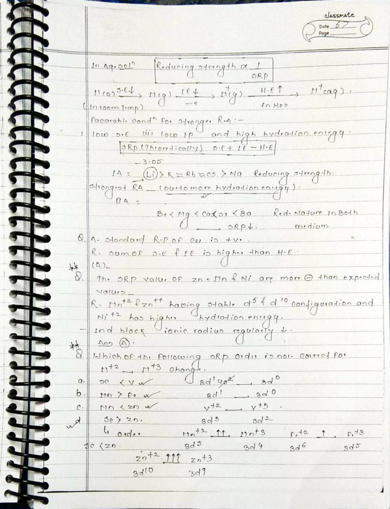 General inorganic chemistry (63)
