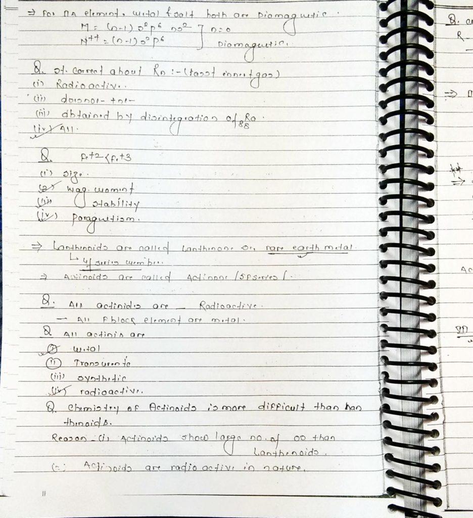 General inorganic chemistry (67)