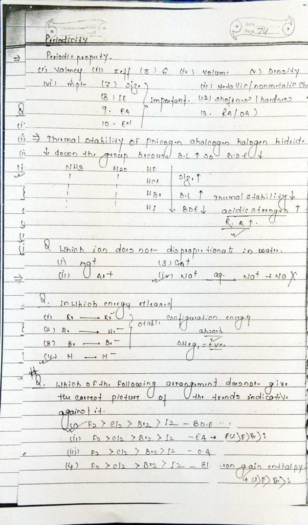 General inorganic chemistry (69)