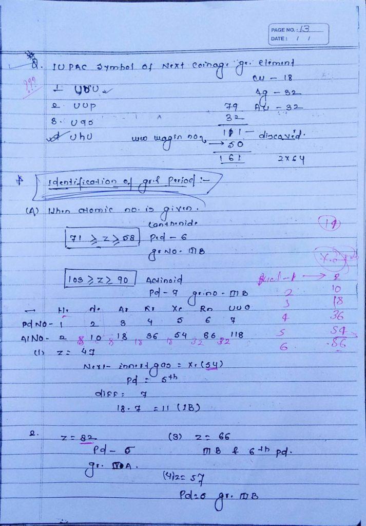 General inorganic chemistry (9)