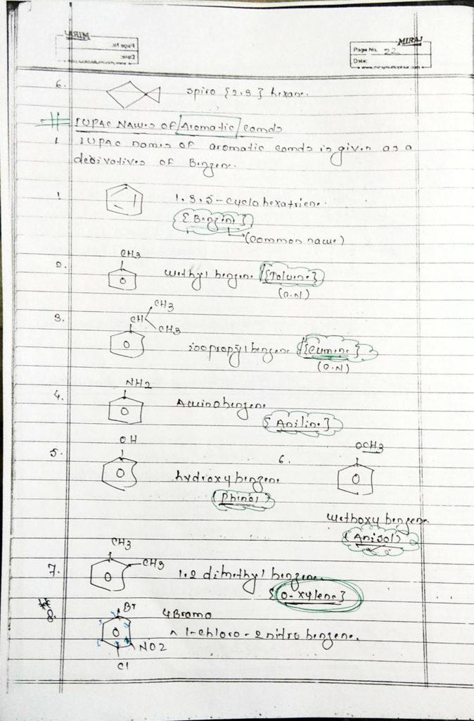General organic chemistry (22)