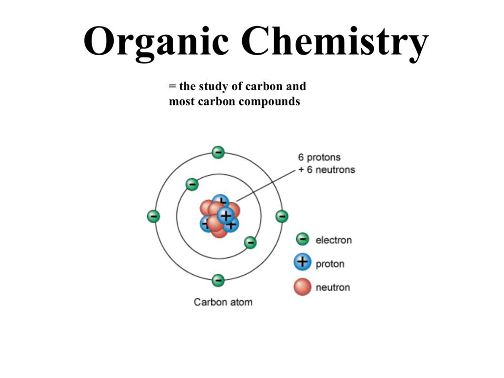 Gernal organic chemistry