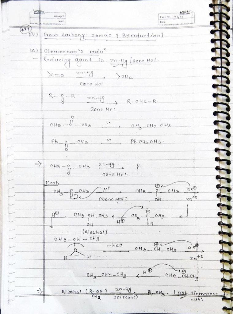 Hydrocarbon Alkane (10)