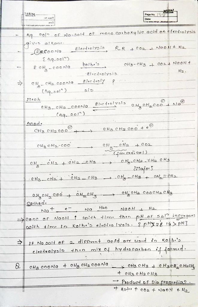 Hydrocarbon Alkane (13)