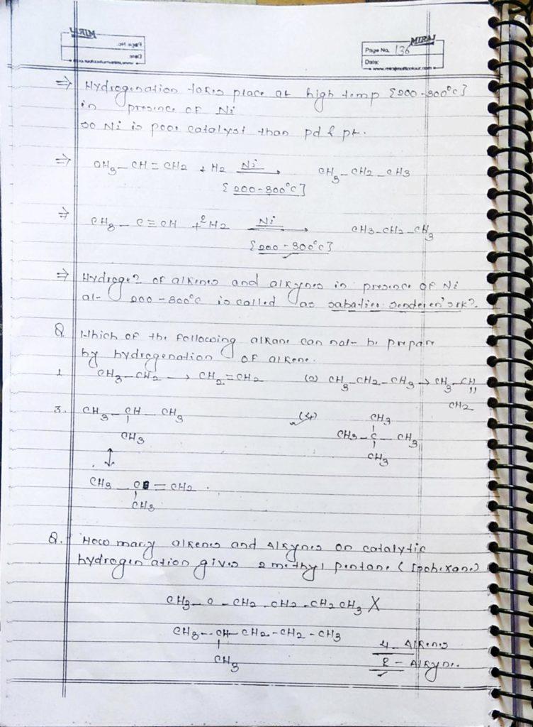 Hydrocarbon Alkane (2)