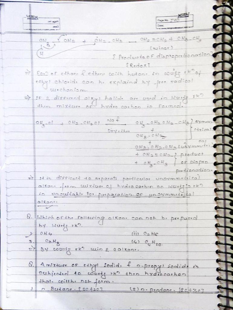 Hydrocarbon Alkane (6)
