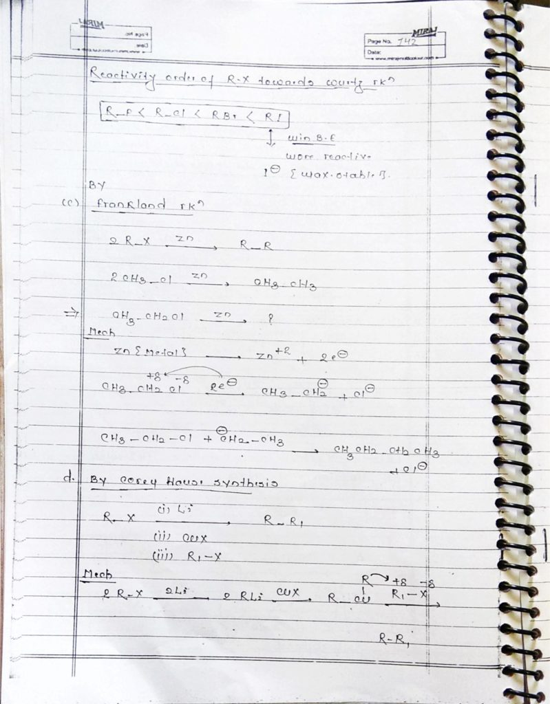 Hydrocarbon Alkane (8)
