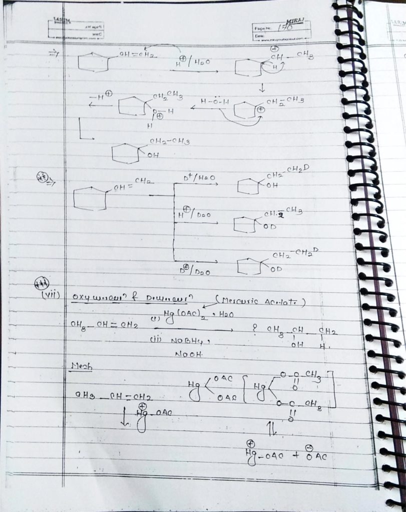 Hydrocarbon Alkene (11)