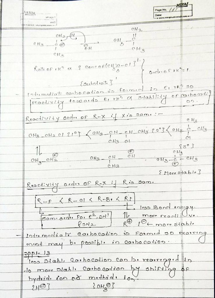 Hydrocarbon Alkene (2)