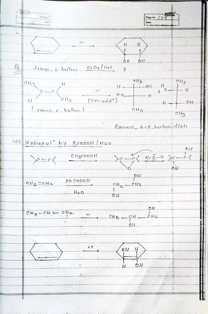 Hydrocarbon Alkene (20)