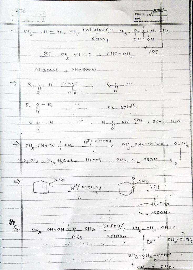 Hydrocarbon Alkene (22)