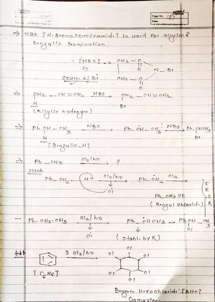 Hydrocarbon Alkene (24)