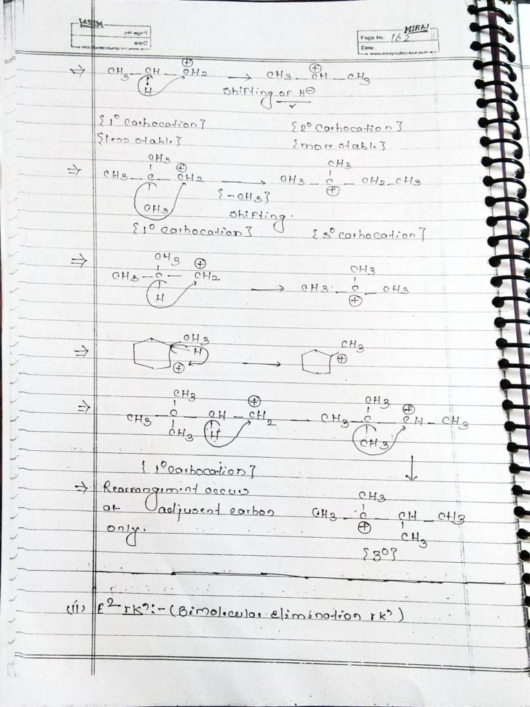 Hydrocarbon Alkene (3)
