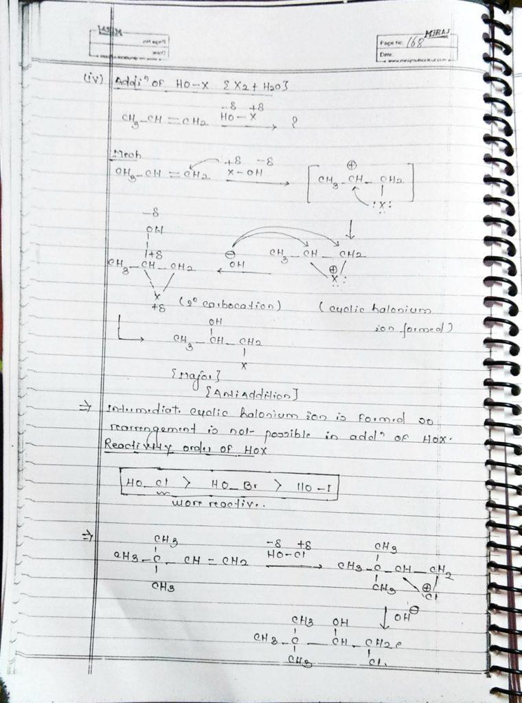 Hydrocarbon Alkene (9)