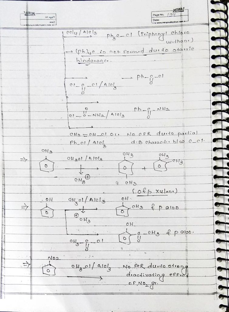 Hydrocarbon Derivatives (10)
