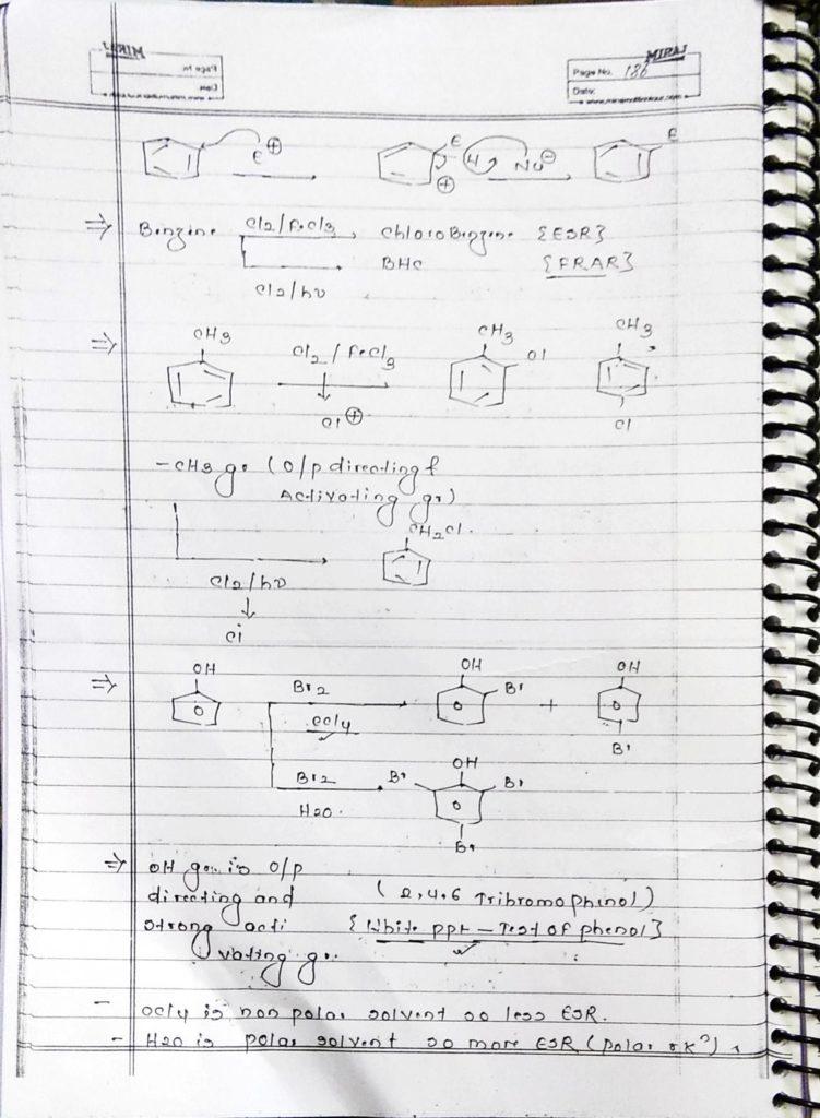 Hydrocarbon Derivatives (2)