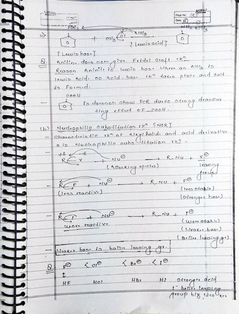 Hydrocarbon derivatives (11)