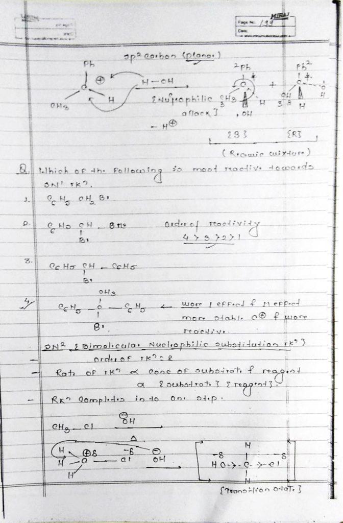 Hydrocarbon derivatives (15)