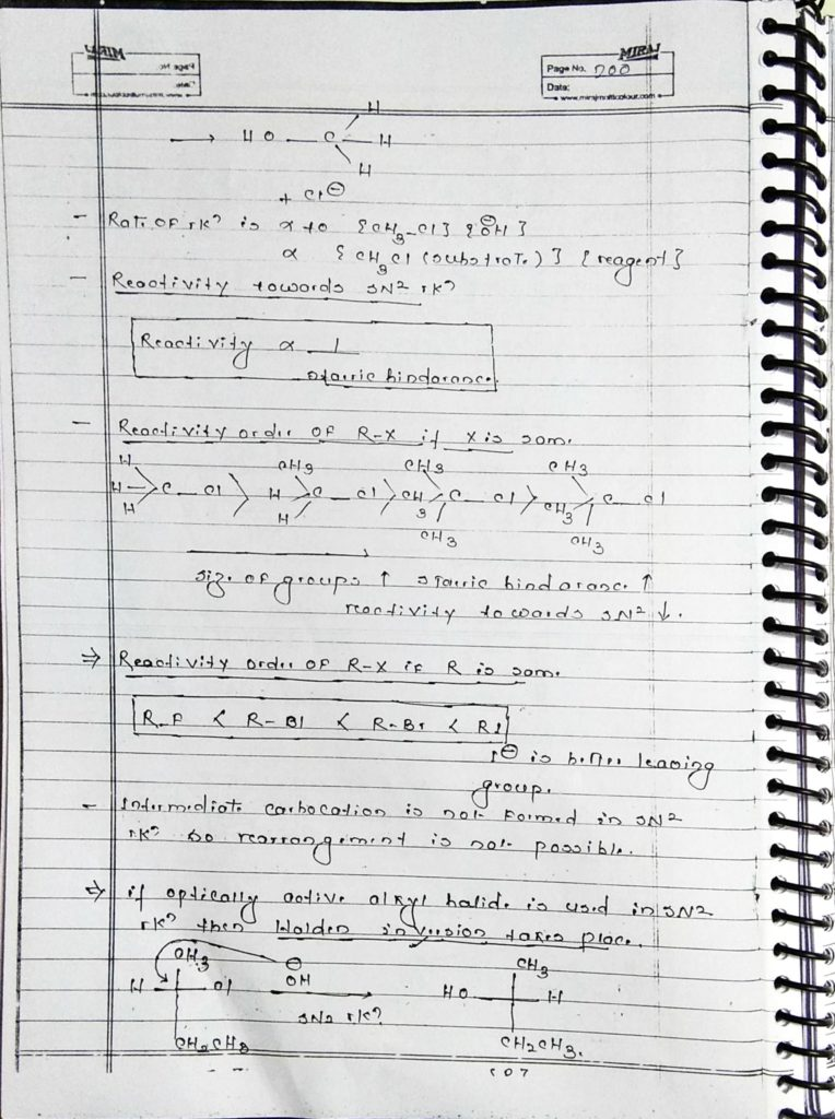 Hydrocarbon derivatives (16)