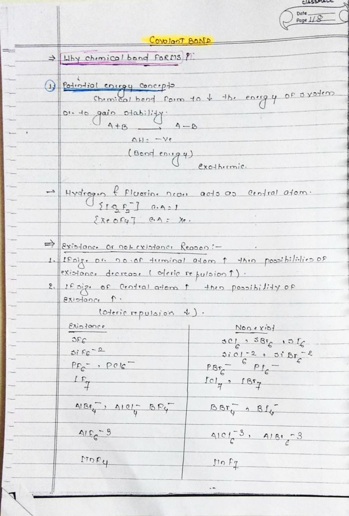 chemical bonding covalent bonds (1)