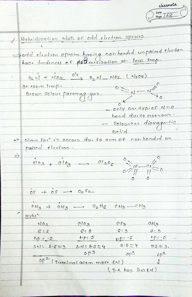 chemical bonding hybridisation (25)