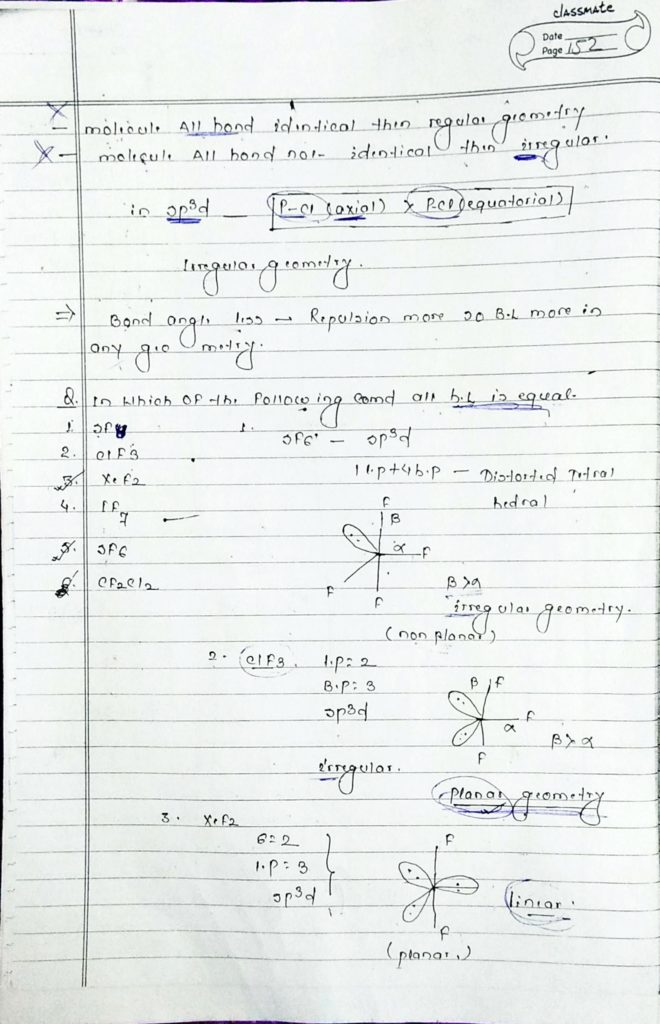 chemical bonding hybridisation (9)