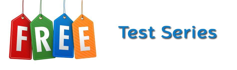 free test series