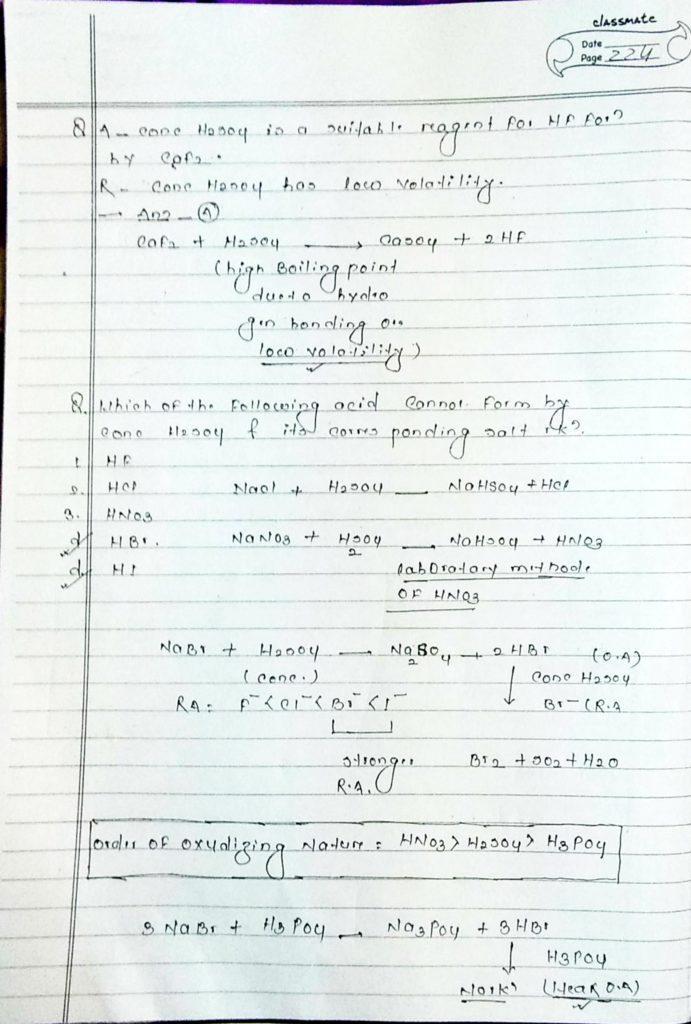 inorganic chemistry oxyacid (18)