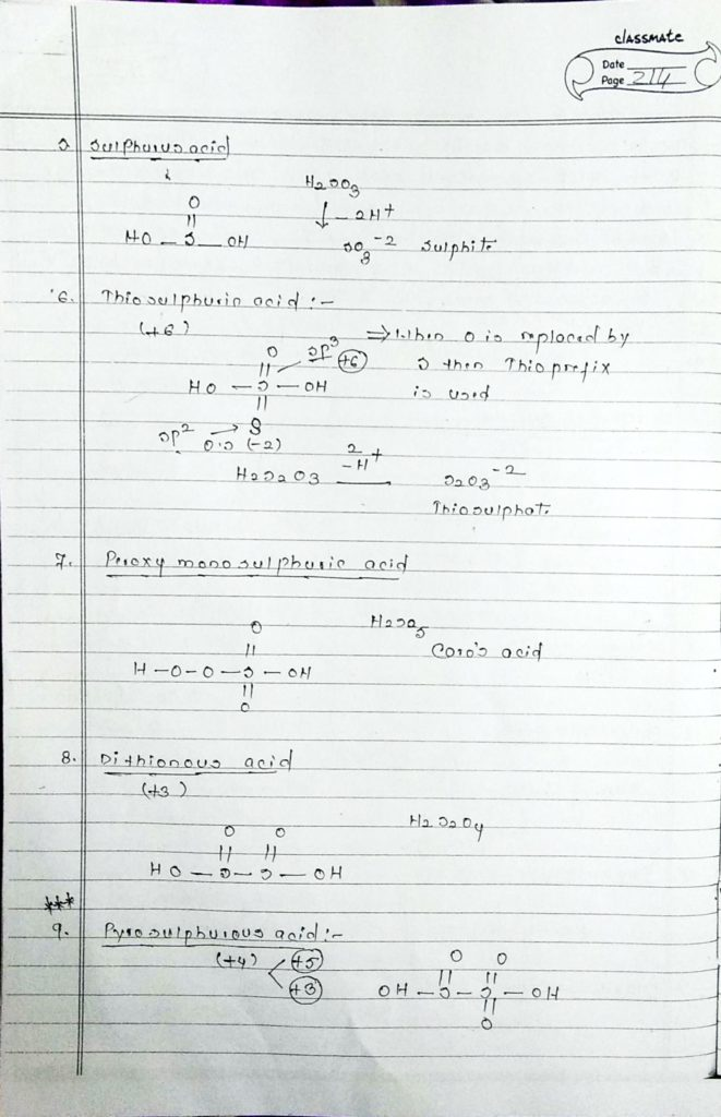 inorganic chemistry oxyacid (6)