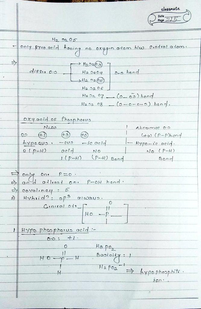 inorganic chemistry oxyacid (7)