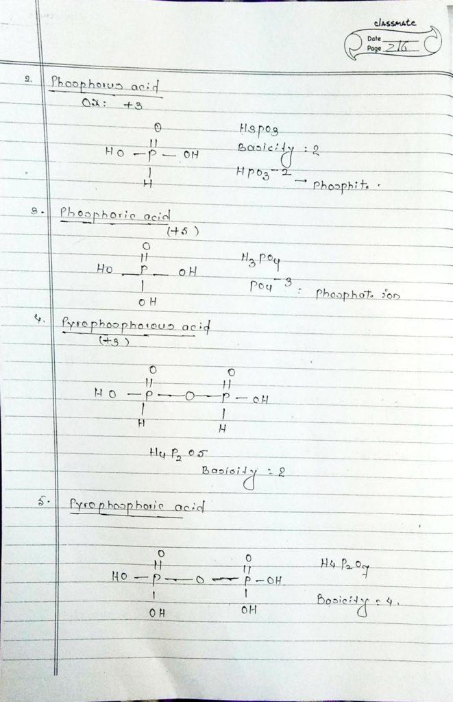 inorganic chemistry oxyacid (8)